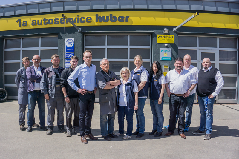 Autohaus Huber in Bad Kötzting | EU-Fahrzeuge mit EU-Neuwagen und Jahreswagen