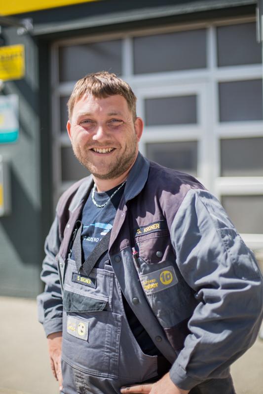 Stefan Kroner - Autohaus Huber Bad Kötzting