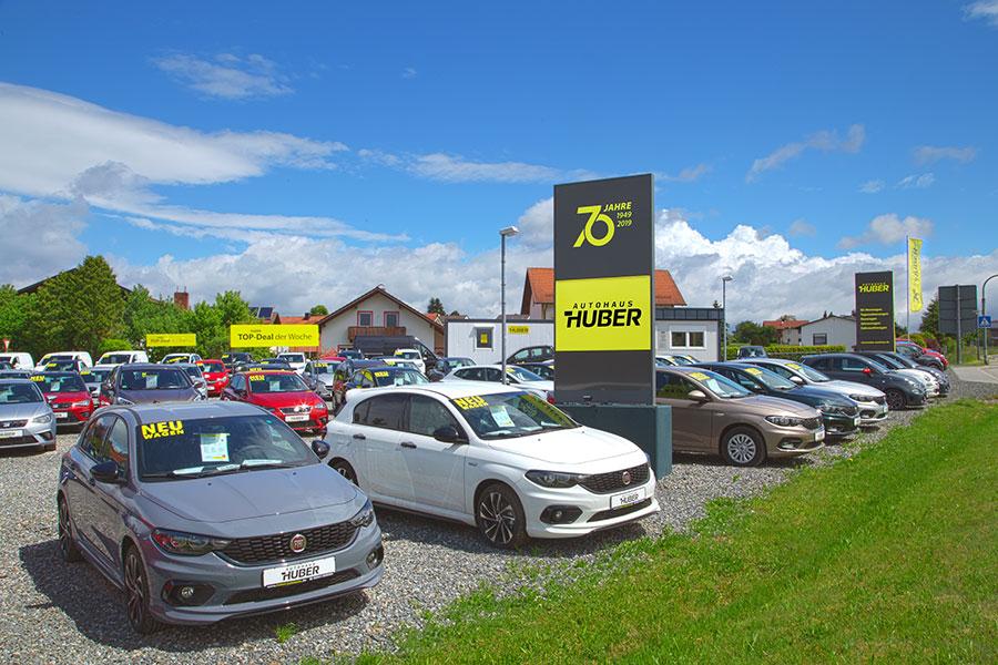 Autohandel - Große Auswahl und Markenvielfalt