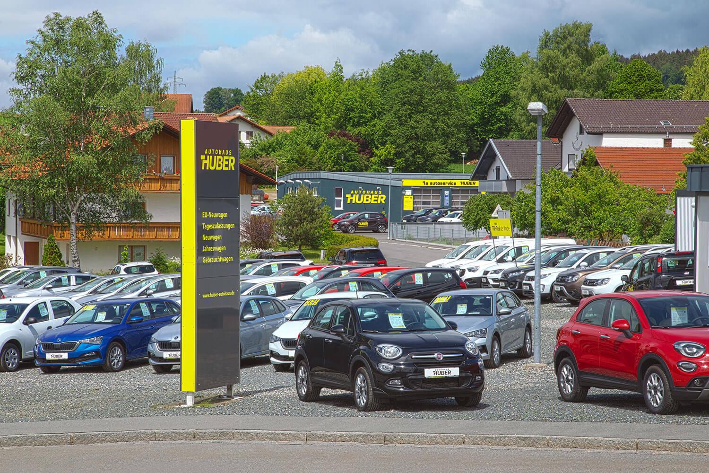 Autohaus Huber in Bad Kötzting - EU-Neuwagen und Gebrauchte