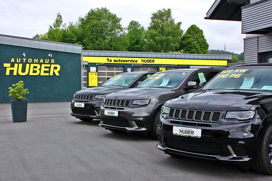 Exklusive Fahrzeuge zum günstigen Preis | Autohaus Huber