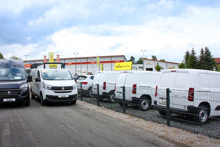 Spezialist für PKW und Transporter | Autohaus Huber
