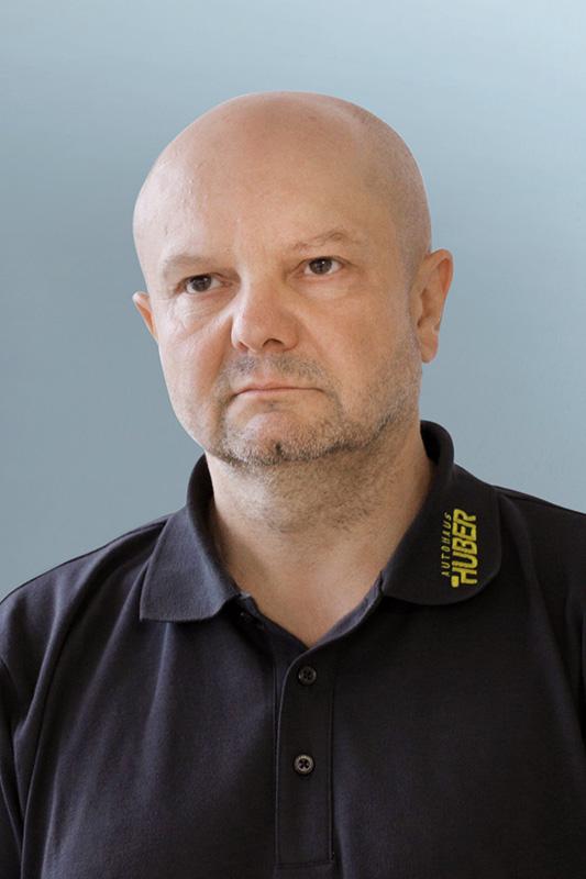 Vaclav Potocny | Aufbereiter bei Autohaus Huber